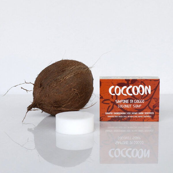 coccoon sapone solido cocco 1